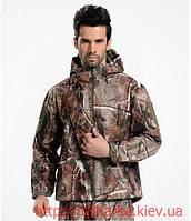 Куртка софтшелл waterproof охотник