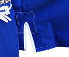 Кимоно для Бразильского Джиу-Джитсу Firepower 3.0 Синее с белым, фото 5