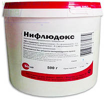 Нифлюдокс 500 г ветеринарный антибиотик  широкого спектра действия
