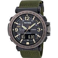 Мужские часы CASIO PRO TREK PRG-600YB-3ER оригинал