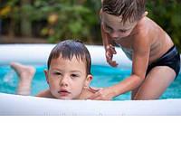 Надувной бассейн для детей от Intex