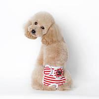 """Трусы  для собаки """" Морские"""". Одежда для собак"""