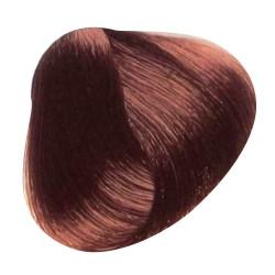 Стойкая Безаммиачная Крем краска для волос 5.35 Светлый золотистый махагон коричневый, 100 мл
