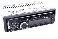 Автомагнитола Pioneer 1092 (съемная панель +ISO) SD, USB, AUX