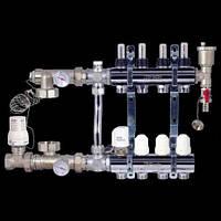 Комплект для подключения системы теплый пол Fado(от 2 до 12 контуров)