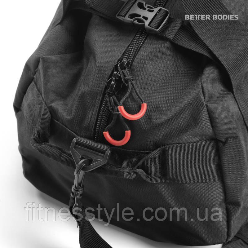 3daf67a624c9 Спортивная сумка Better Bodies Gym Bag, Black : продажа, цена в ...