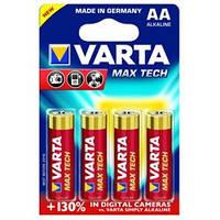 Батарейка VARTA MAX T. AA BLI 4 ALKALINE