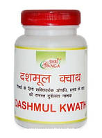 Дашмул порошок 100г (quality-grade) Индия. Dashmul Kwath. Shri Ganga