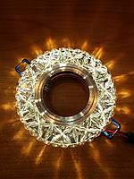 Точечный светодиодный светильник Feron 7103 с подсветкой