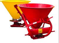 Разбрасыватель миниральных удобрений Jar-Met 500 кг