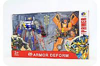 Игровой набор роботов-трансформеров - БамблБи и Оптимус Прайм D622-D248A