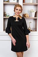 """Платье """"Кливия"""" (черный)"""