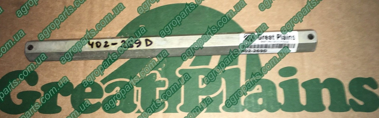 Вал 402-269D приводной DRIVE MODULE HEX SHAFT запчасти Great Plains PD8070 402-269d GP
