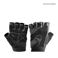 Перчатки Better Bodies Pro Lifting Gloves, Black/Black