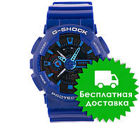 Часы Casio G-Shock GA-110 Blue