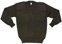 Пуловер с V-образным вырезом, оригинал армии Италии, новый