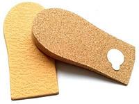 Подпяточники пробковые HEEL CORK 1,5 см