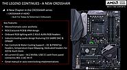 Платформа AMD Ryzen обзаводится парком элитных системных плат