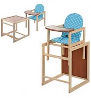 Детский стульчик для кормления M V-001-22