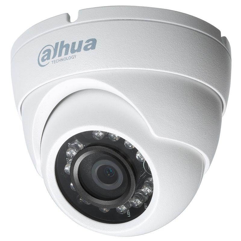 1 МП HDCVI mini видеокамера DH-HAC-HDW1100MP-S2 (2.8 мм)
