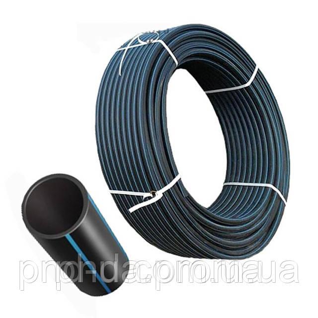 Труба ПЭ 100  SDR 17- 110 х 6,6