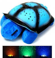 Музыкальный ночник-проектор  Звездного неба ЧЕРЕПАХА, Turtle