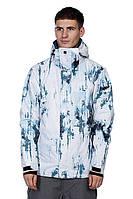 Горнолыжная куртка QUIKSILVER NEXT MISSION PRINTED INS JKT CATYANG, фото 1