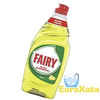 Жидкость для мытья посуды Fairy Zitrone
