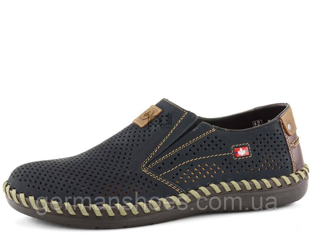 1a229724f Туфли мужские Rieker B2455-14 - Интернет-магазин обуви