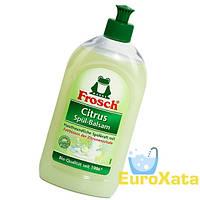 Жидкость для мытья посуды MARKE FROSCH Spül-Balsam Citrus