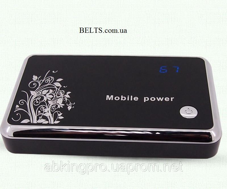 Портативное зарядное устройство Mobile Power (Павер Банк), мощностью 11000 мАч