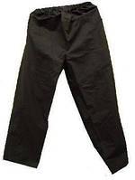 Водонепроницаемые мембранные брюки Police Gore-tex Black Trousers. Великобритания, оригинал.
