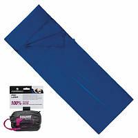 Вкладыш для спального мешка Ferrino Liner Pro SQ Blue