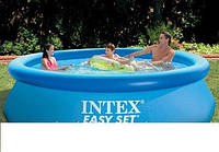 Семейный бассейн от Intex для дома