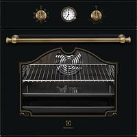 Духовой шкаф встраиваемый Electrolux EOA5220AOR черный
