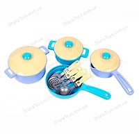 Игрушечный набор посуды