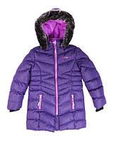 Зимнее пальто для девочки Nano 1252 M F16 Purple Haze