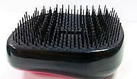 Расчёска Christian TT (чёрно-розовая), фото 1