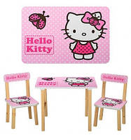 Детский столик HELLO KITTY 501-16