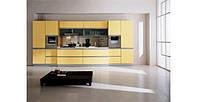 Кухни с фасадами, мдф покраска