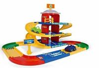 Kid Cars 3D Детский паркинг 3 этажа с дорогой 4,6 м, Wader, Паркинг 53040
