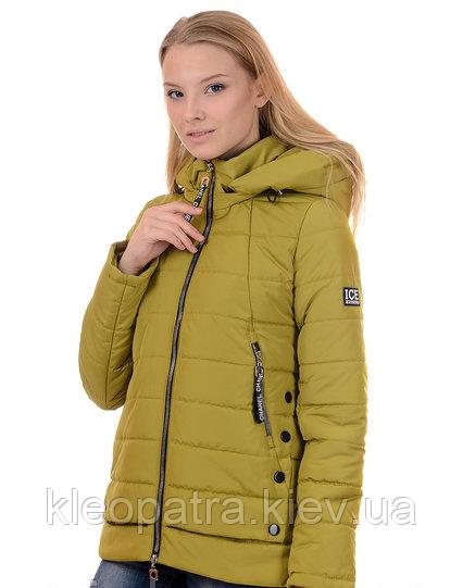 Молодежная женская куртка-партка демисезонная Chanel, фото 1