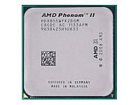 AMD Phenom II X2 B55 (Socket AM3) Tray (HDXB55WFK2DGM)