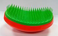 Расчёска TANGLE TEEZER (зелёно-красная)