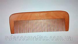 Расчёска деревянная QPI (гребешок)