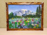 """Картина """"Цветущая долина"""""""