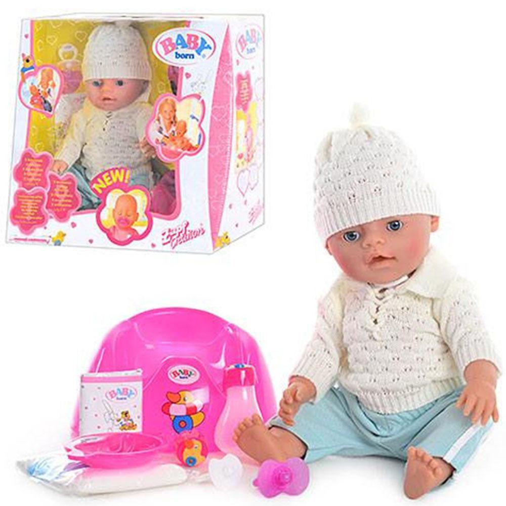 Кукла Baby Born BB8001 E-S