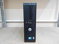 Мини компьютер, медиа сервер Dell Optiplex 760 SFF (Малый Форм Фактор)