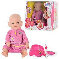 Кукла Пупс Baby Born BB8001-3