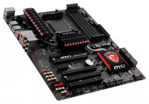 "Материнская плата MSI 990FXA GAMING AM3/AM3+ DDR3 ""Over-Stock"""